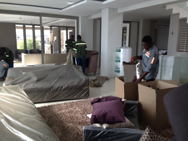 Furniture Removals Gauteng