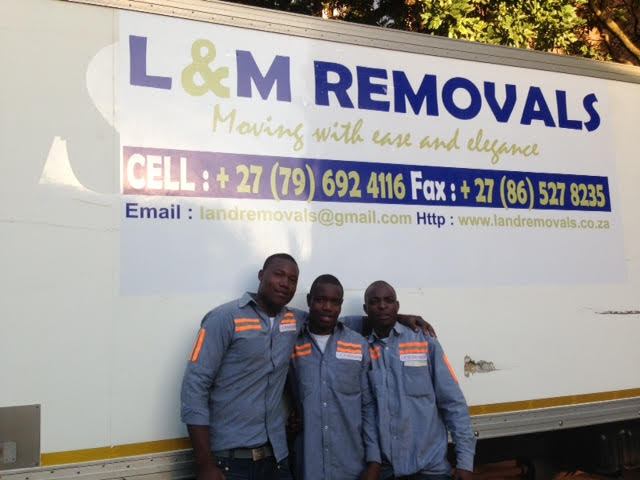 Moving Companies Randburg